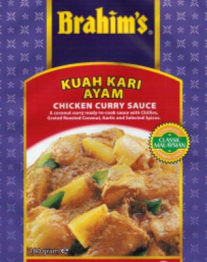 Kuah Kari Ayam