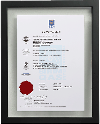 MS ISO 9001