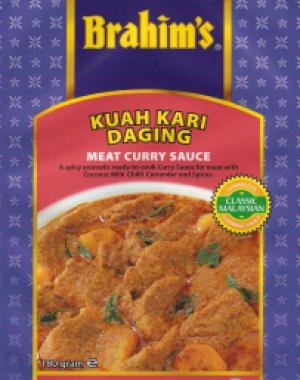 Kuah Kari Daging