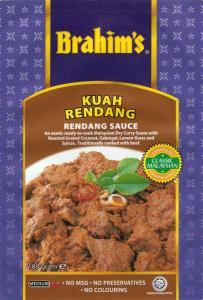 Brahim's Recipe: #10 Beef Spare Ribs Rendang
