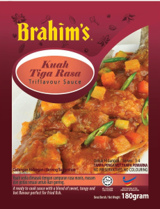 Brahim's Recipe: #11 Seafood Sweet Sour