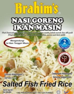 Nasi Goreng Ikan Masin