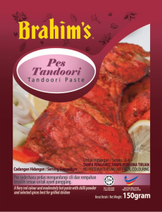 Brahim's Recipe: #13 Lamb Rack Tandoori