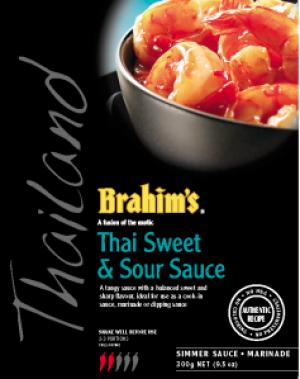 Thai Sweet Sour Sauce