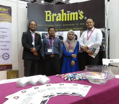Brahim's Dewina at MIHAS 2016