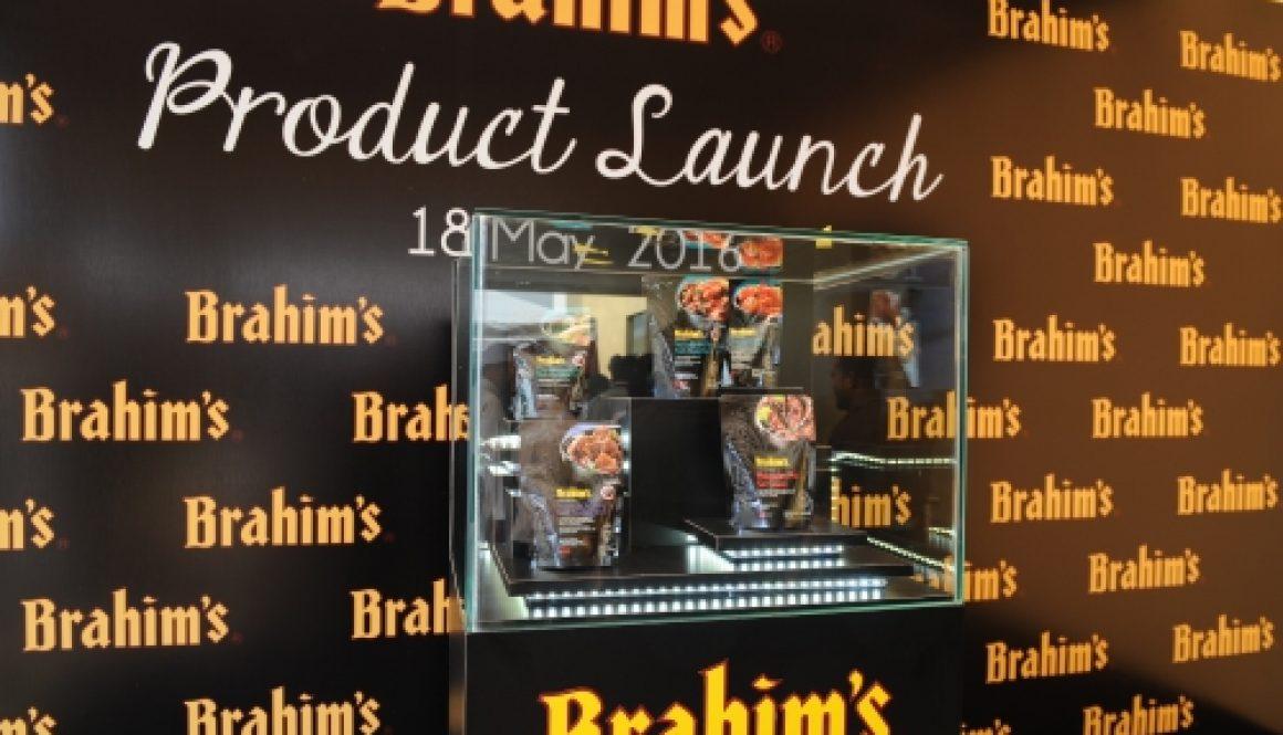 Brahim's product launch I Astro Awani