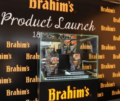 Brahim's product launch I Astro Awani