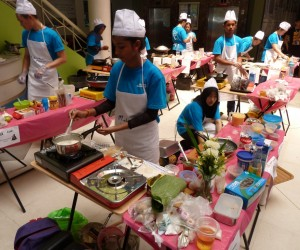 Brahims KDU cooking competition