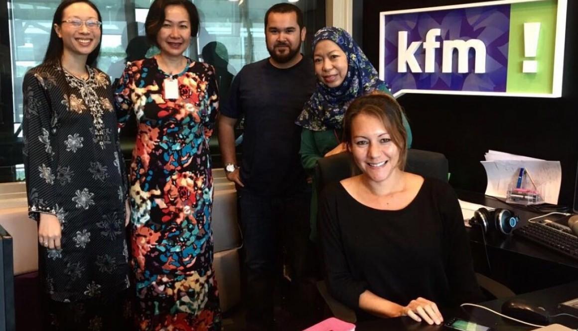 Brahim's in the news at Brunei Consumer Fair