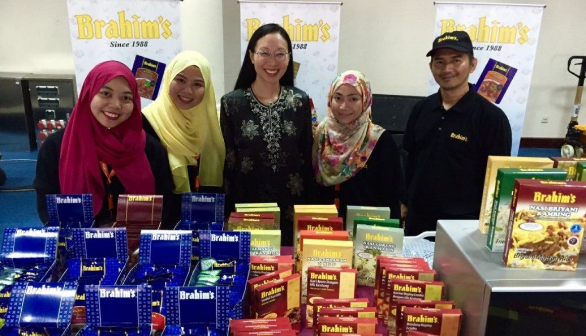 Brahim's reinforces its brand presence in Brunei at Brunei Consumer Fair 2016