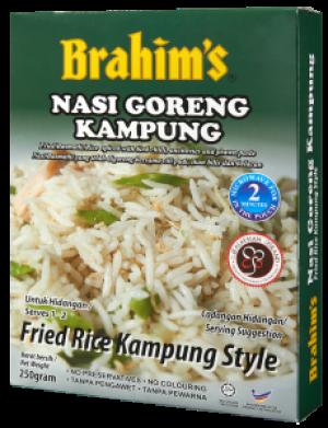 Fried Rice Kampung Style