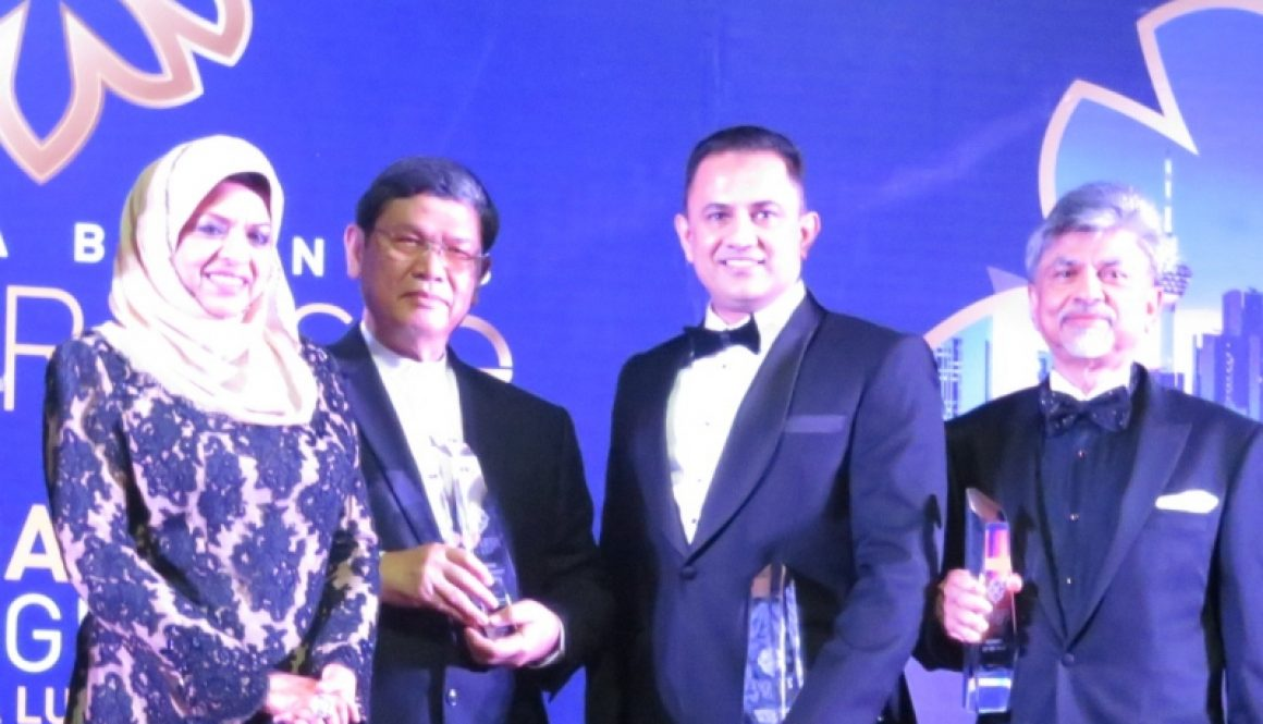 Brahim's receives Malaysia Business Awards 2017