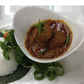 Brahim's Recipe: #3 Rendang Beef Meatballs