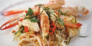 Seafood And Glass Noodle Salad