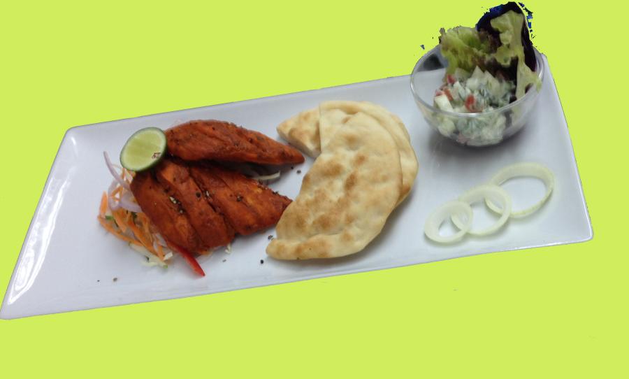 Brahim's Recipe: #15 Chicken Tandoori