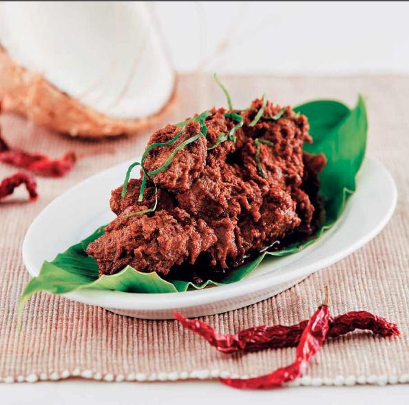 Brahim's Recipe: #29 Beef Rendang