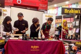 Brahim's Recipe Book Promo at MPH MidValley