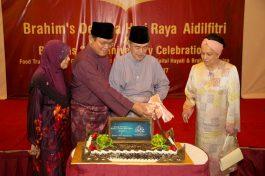Brahim's Dewina Hari Raya Aidilfitri and Brahim's 29th Anniversary celebrations