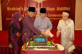 Brahim's Dewina Hari Raya Aidilfitri and Brahim's 29th Anniversary celebrations