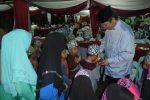 Brahim's Dewina celebrates the less fortunate children