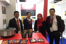 Brahim's at ANUGA 2017 in Cologne, Germany
