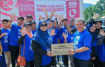 UniKL kumpul 300 sukarelawan untuk misi bantuan banjir