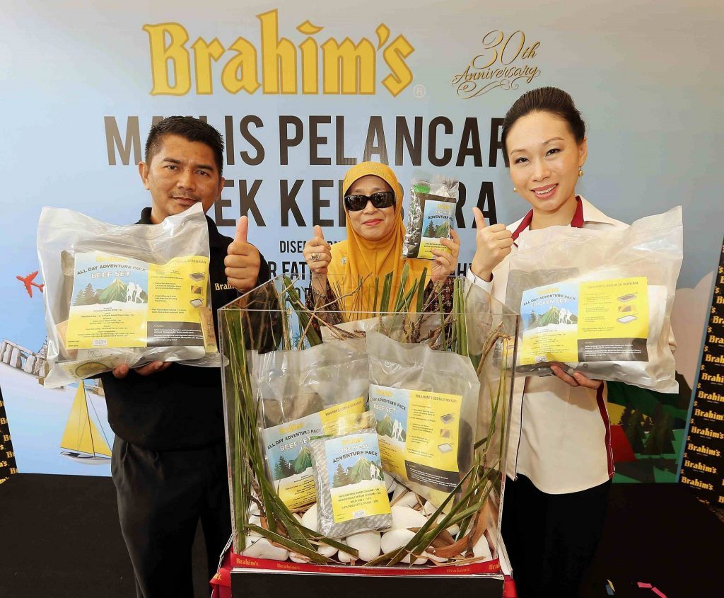 brahims introduces adventure meal pack