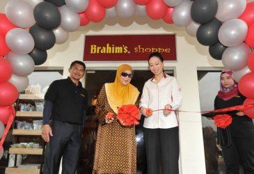 Brahim's unveils its first retail shop – Brahim's Shoppe in Bandar Baru Bangi