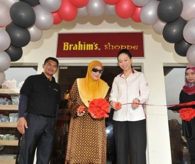 Brahim's unveils its first retail shop – Brahim's Shoppe in Bandar Baru Bangi