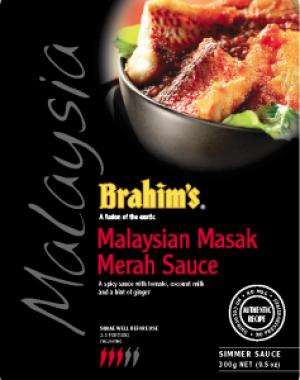 Malaysian Masak Merah Sauce