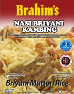 Nasi Briyani Kambing