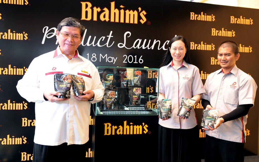 Brahims product launch