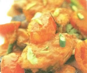 Fish And Tomato Curry