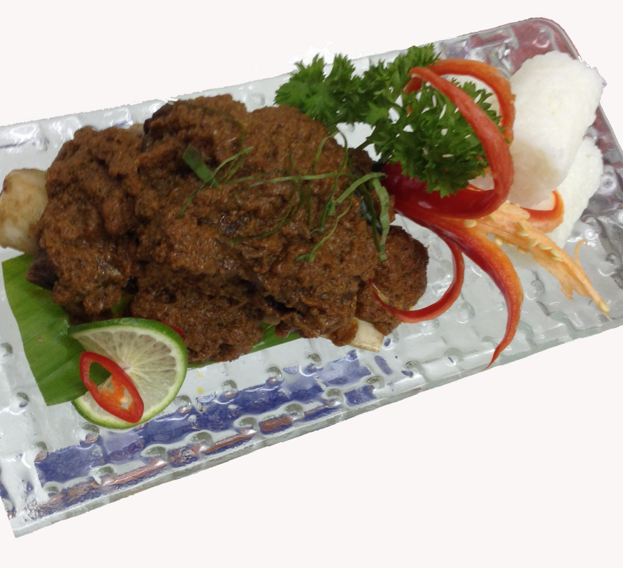 Beef Spare Ribs Rendang IMG_1172