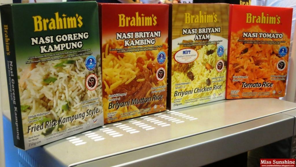 Brahims brand overseas