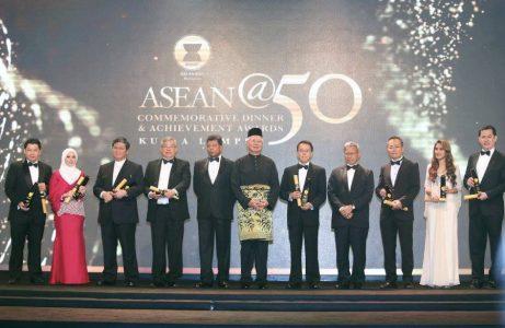 ASEAN Excellence Award (SME Innovation Category) 2017