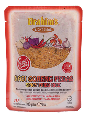 Nasi Goreng Pedas