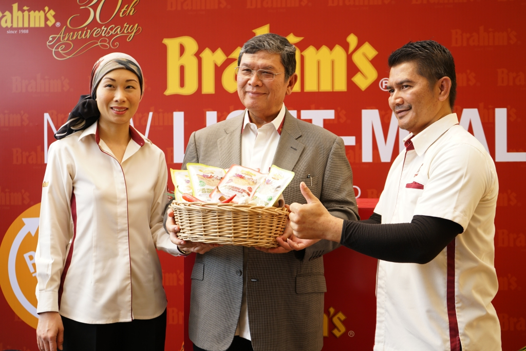 Brahim's New Light-Meal Rice Launch 18 July 2018
