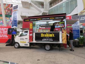 BRAHIM'S MOBILE CAFE
