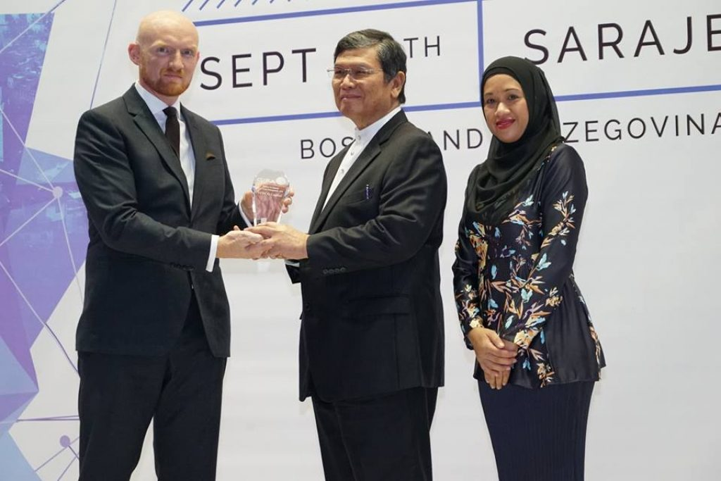 gifa best halal brand award 2018