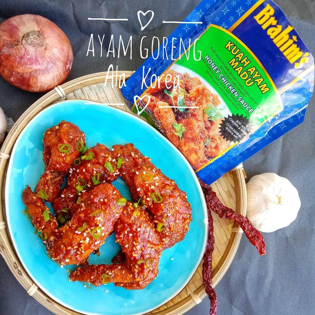 Ayam Goreng Korea @dapur_yayang