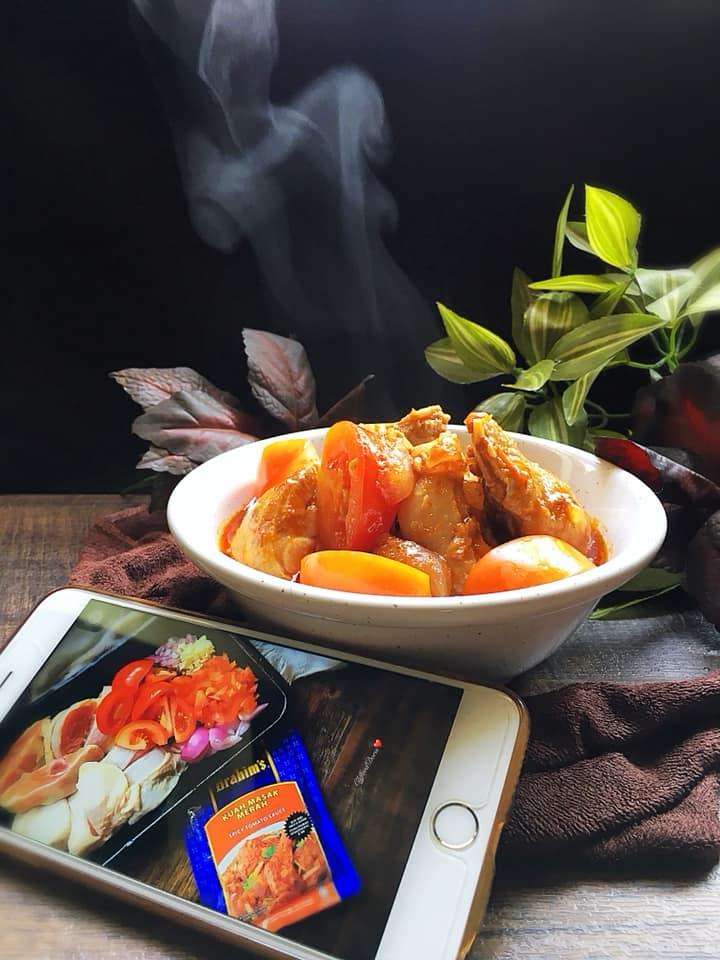 Ayam Masak Merah @Clifford Ong KM