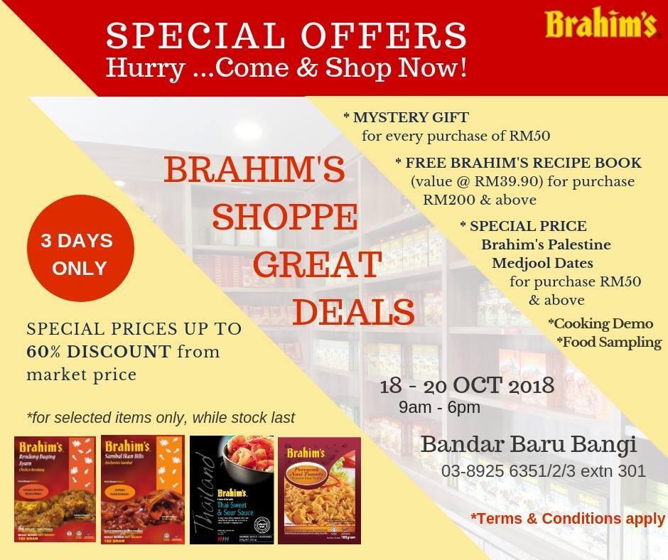 Brahim's Shoppe Great Deals 2018
