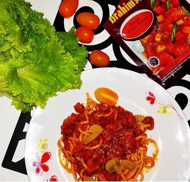 Spagetti Bolognese Brahim's by fara_jaar