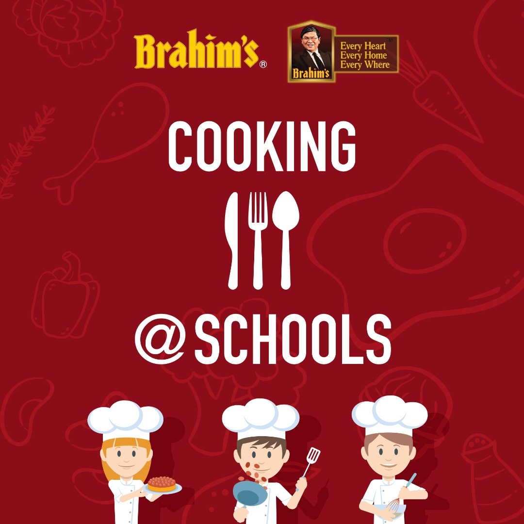 Brahim's Cooking @ Schools Launch 18 June 2019