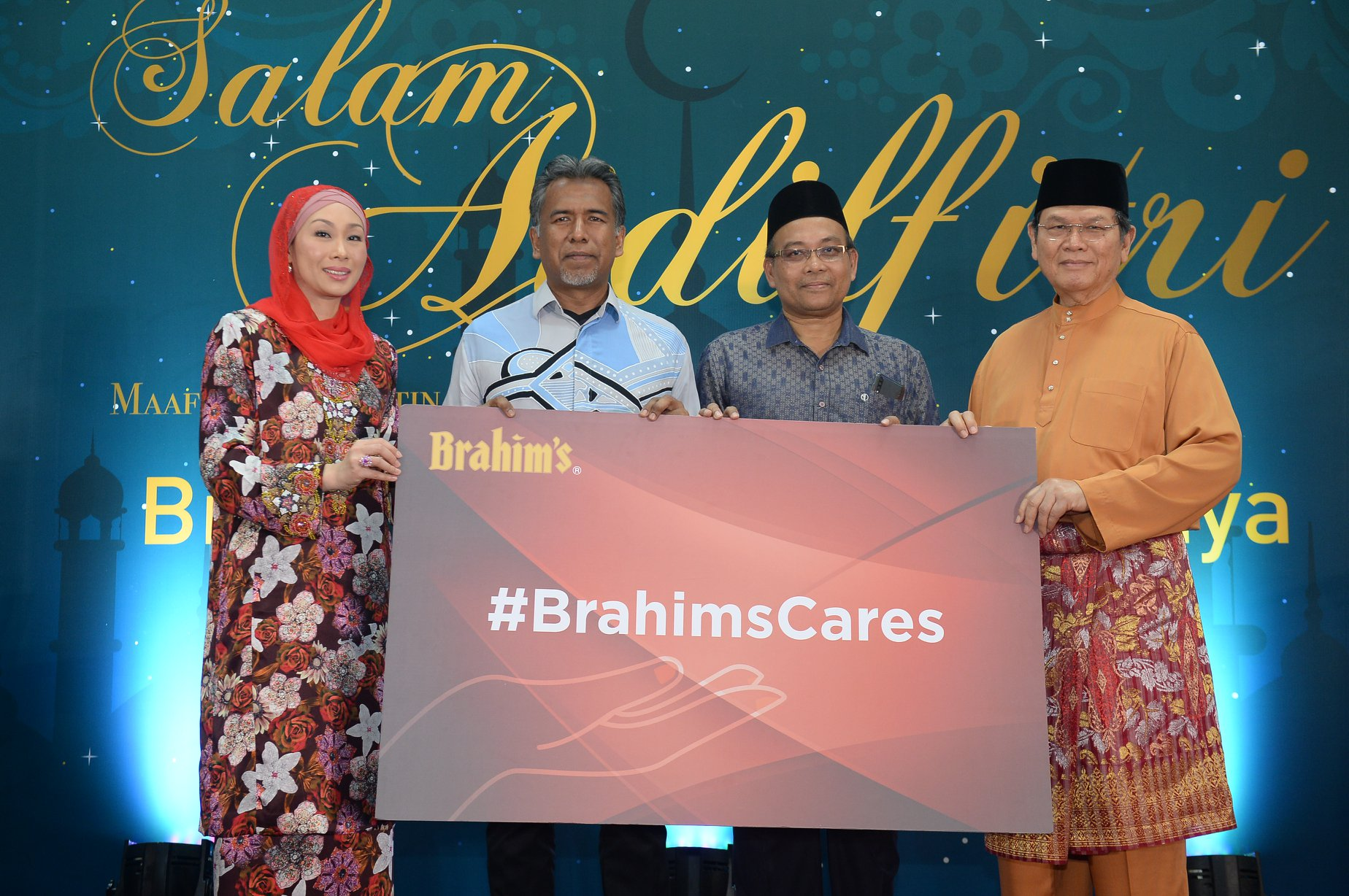 #BrahimsCares Launch 29 June 2019