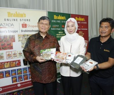 Brahim's Online Store at Lazada and Shopee Launch