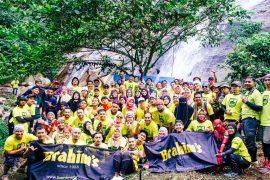 Xpedisi #10 pendakian bersama Brahim's ke Gunung Bintang, Kedah