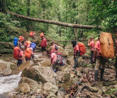 Xpedisi #12 pendakian bersama Brahim's ke Gunung Tapis Pahang