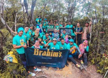 Xpedisi #17 Brahim's Outdoor - XPDC Pendakian Gunung Baha Ayam Che Tahir (BACTI) Kelantan 26-28hb October 2019